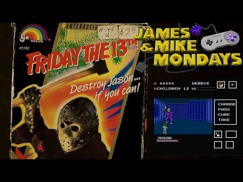 Friday the 13th (NES Video Game) James & Mike Mondays