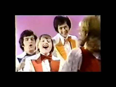 Osmond Brothers Sing to Ann Margaret