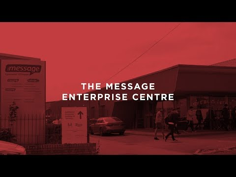 The Message Enterprise Centre – Helping People Break Free From Reoffending