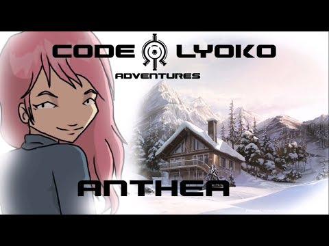 Code Lyoko Adventures S2E1  Anthea