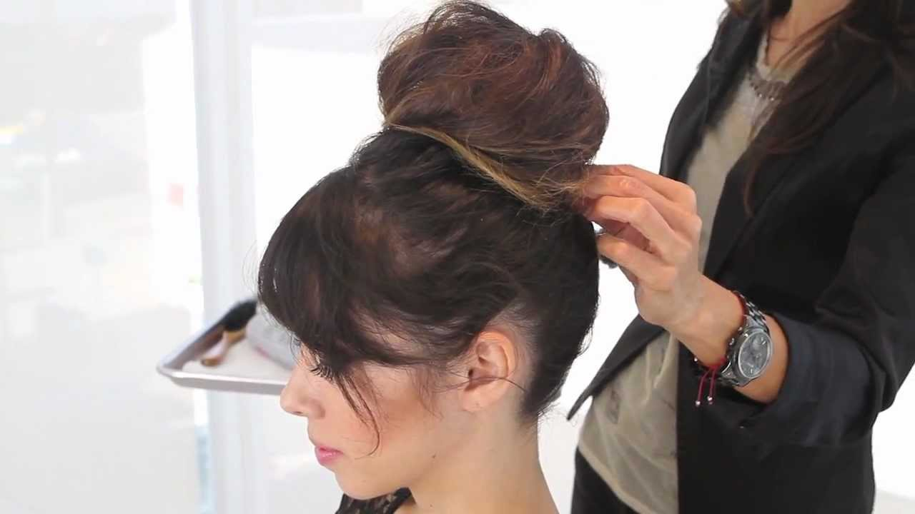 How to do a quick and easy updo for parties youtube pmusecretfo Gallery