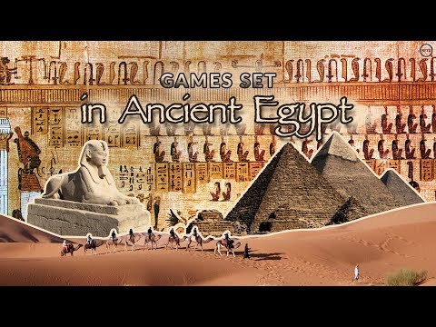 Games Set in Ancient Egypt