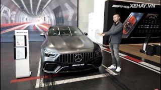 Mercedes AMG GT 63S động cơ 4.0 V8 - 640 mã lực giá hơn 3 tỷ |XEHAY.VN|
