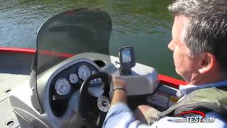 TRACKER Boats: 2012 Pro Guide V-16 WT Review by BoatTEST.com