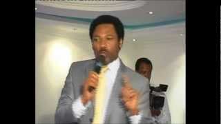 Pastor Tariku Tewodros