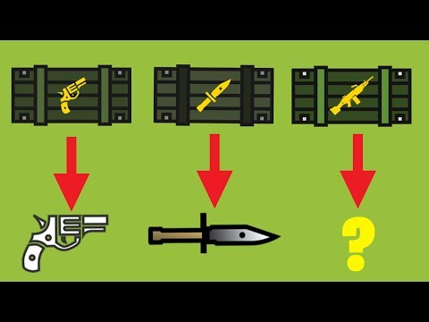 How to find the Secret crate of Surviv.io