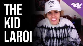 Download The Kid LAROI Talks F*CK LOVE, Growing Up in Australia, Freestyling His Lyrics & More
