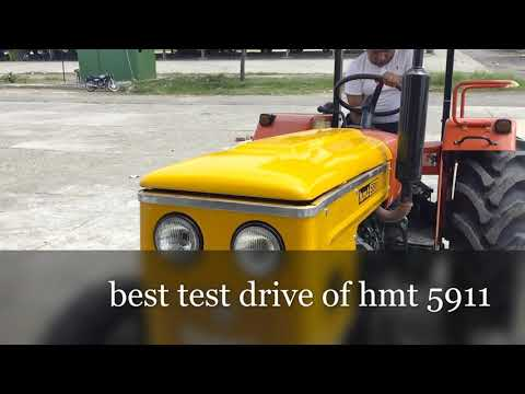 Hmt 5911 Tractor Best Condition Full Review