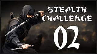 LET'S DO THIS - Hattori (Legendary Challenge: Stealth Units Only) - Total War: Shogun 2 - Ep.02!