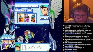 Streamujemy w MegaMan Star Force - Pegasus (#02)