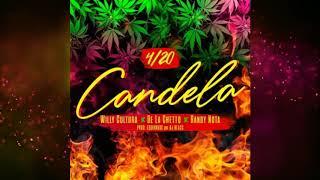 Willy Cultura Feat. De La Ghetto Y Randy Nota Loca - Candela  (Audio)