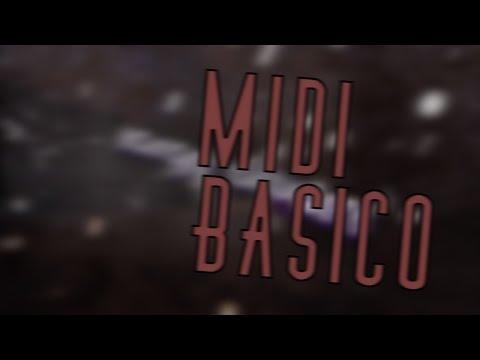 MIDI BASICO   Edicion Midi Basica