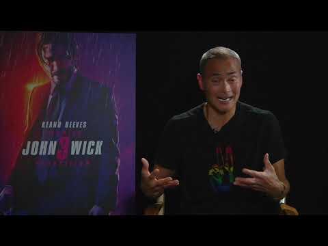 Mark Dacascos Interview: John Wick 3 Home Media Release