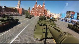 Парад Победы Москва 9 мая 2015 смотреть онлайн(, 2015-05-09T11:55:15.000Z)