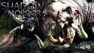 Mittelerde Mordors Schatten Gameplay German - Gigantischer Graug