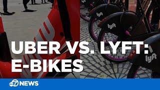 Uber vs. Lyft: How their e-bikes compare screenshot 4