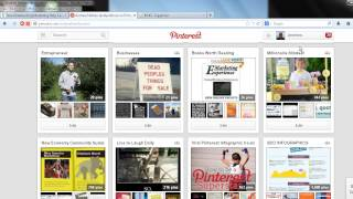 Social Networking Minute Pinterest Group Boards