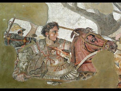 ASMR - History of Alexander The Great (featuring PARIS ASMR)