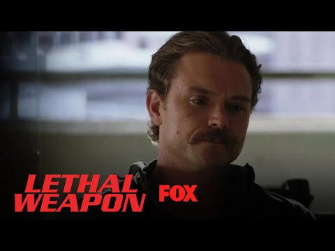 Riggs Avoids Talking About Being Homeless | Season 2 Ep. 5 | LETHAL WEAPON