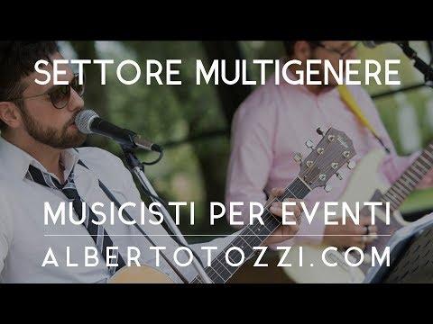 Musica per Matrimonio - Duo chitarristi-cantanti
