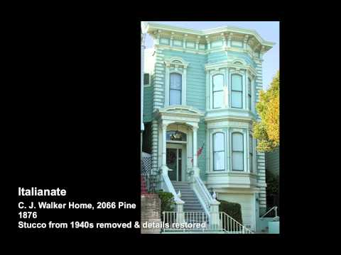Italianate: San Francisco Residential Architectural Styles