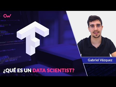 QUÉ ES UN DATA SCIENTIST