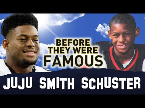JUJU SMITH - SCHUSTER   Before They Were Famous   Steelers & Fortnite