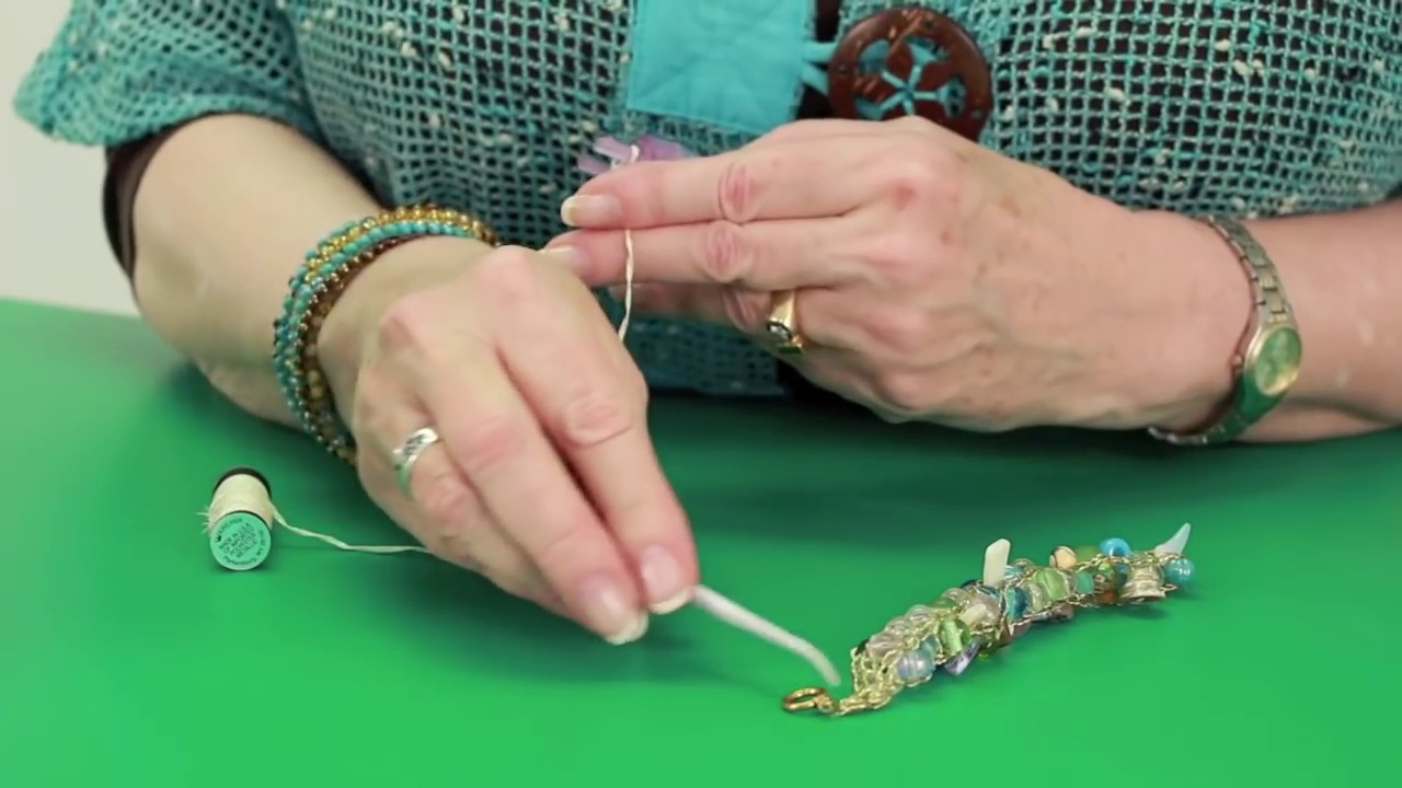French knitter jewelry youtube bankloansurffo Images