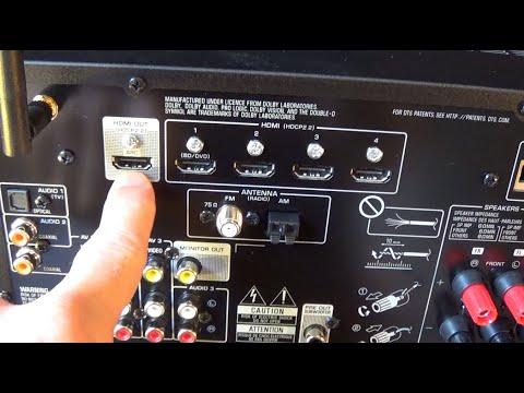 How To Set Up A Surround Sound Receiver System
