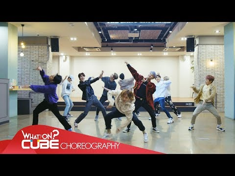 "PENTAGON - ""Shine"" (Video Latihan Koreografi)"