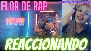 (REACCION) Flor de Rap - Don't Stop (Vídeo Oficial)