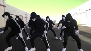 Sidemen   Jabbawockeez dance