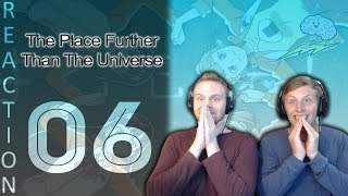 SOS Bros React - A Place Further Than The Universe Episode 6 - Passport Problems