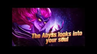 Mobile Legends: Bang Bang! The Abyss looks into your soul