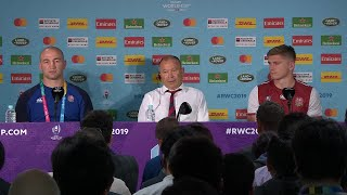England's post semi-final press conference | England v New Zealand