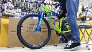 Сборка велосипеда CUBE из коробки(Вот так и проходит сборка велосипеда из коробки, как видите - ничего сложного. В умелых руках этот процесс..., 2017-01-23T13:16:47.000Z)