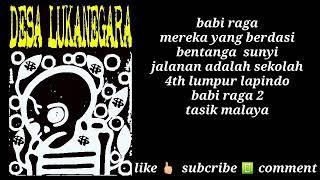 Desa Lukanegara   Full Album   Lagu Terbaik Punk