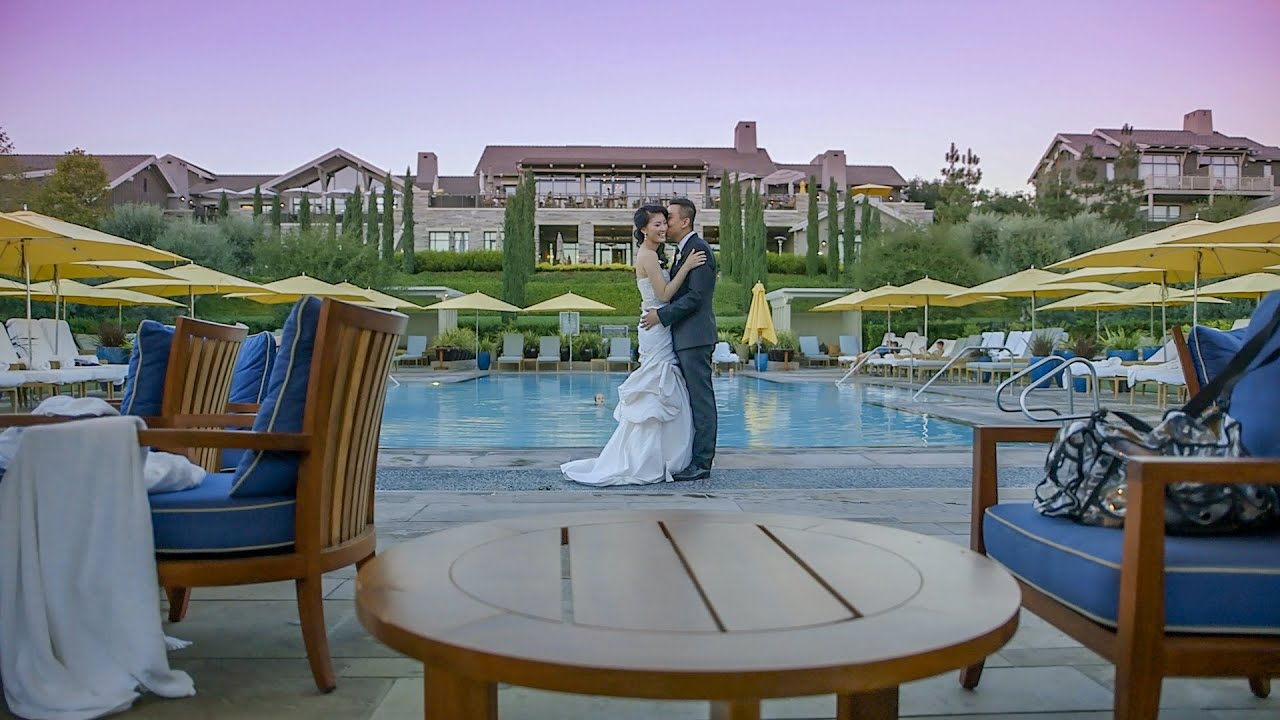 Rosewood Sand Hill Wedding Video And Film