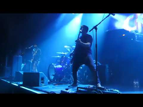 CKY-96 Quite Bitter Beings-Live At The LCR, UEA, Norwich-19/4/2018