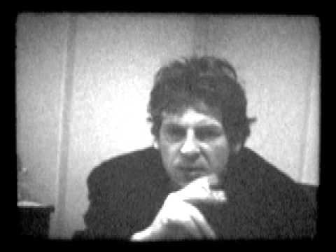 1 Minute de silence: Rodolphe Burger