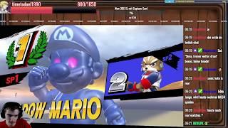 Super Smash Bros. Wii U [German] Das Smash 4 Finale - Livestream #84