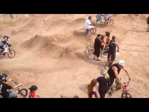 Riding BMX in The Valley of the Sun with Colby Landin.