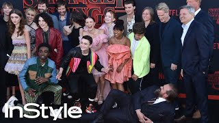 Hawkins goes Hollywood at the Stranger Things Season 3 World Premiere | InStyle