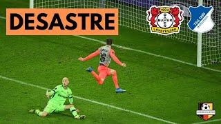 RIDÍCULO ALEMÁN en la EUROPA LEAGUE | Hoffenheim y Leverkusen fuera