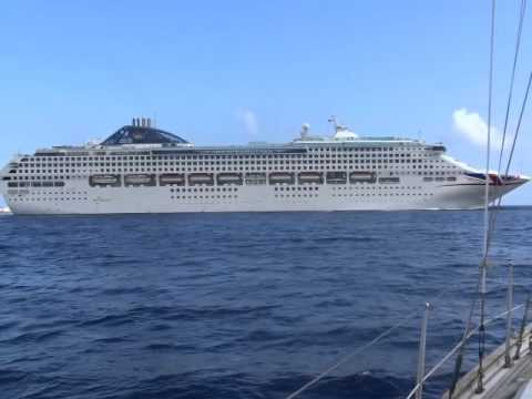 Spadare and cruise at Messina Strait