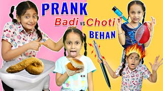 Funny PRANKS and TRICKS - Back to School | MyMissAnand
