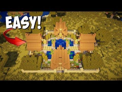 5 Easy Steps to Improve your Minecraft Garden - 동영상