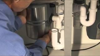 видео Измельчители пищевых отходов In-Sink-Erator