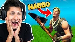 NABBI's FORTNITE Plays (No SKIN)