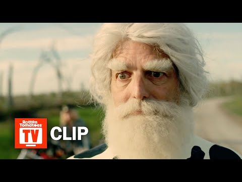 Preacher S03E03 Clip   'God?'   Rotten Tomatoes TV